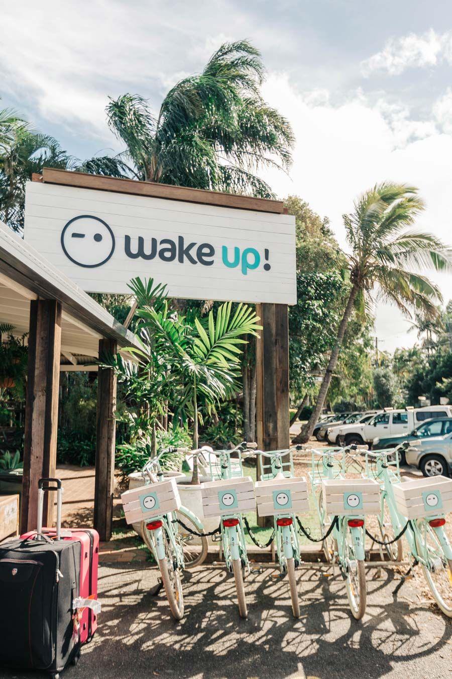 Location Wake Up