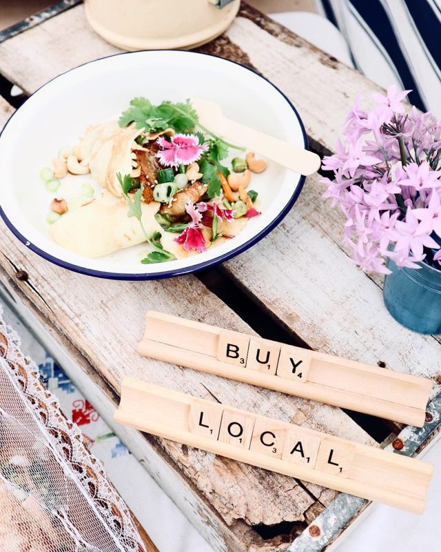 Food, Byron Bay, buy local
