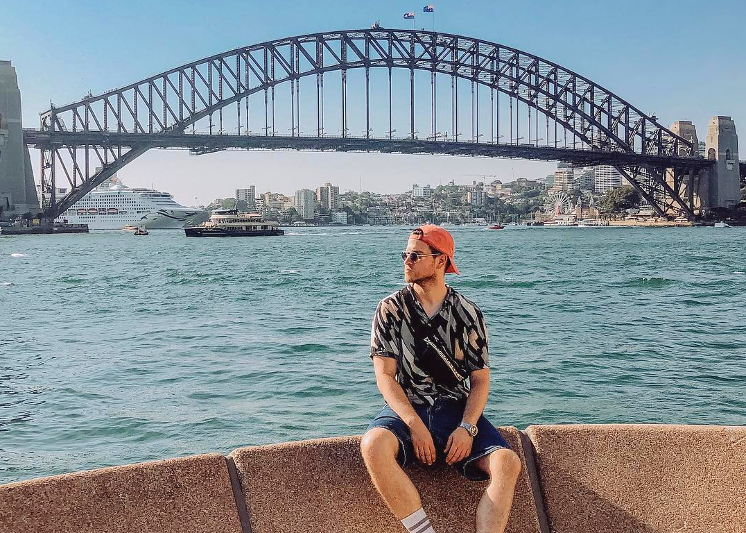 Sydney in summer
