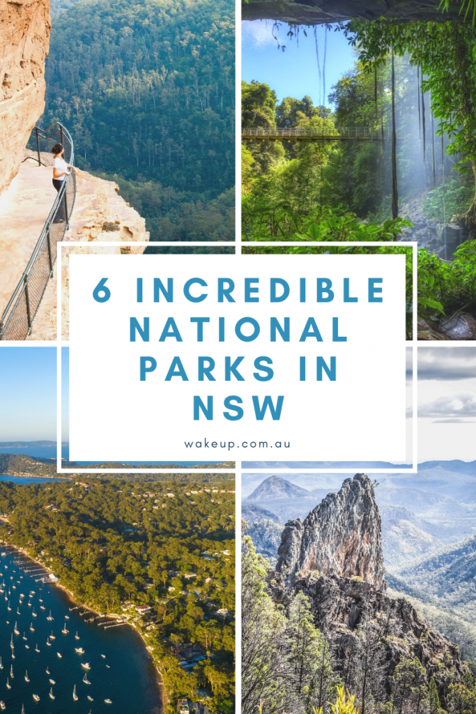National parks in NSW