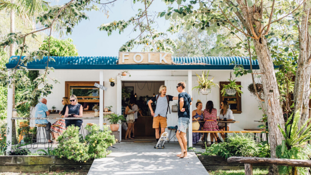 Best cafes, restaurants and bars in Byron Bay for breakfast, brunch and dinner.