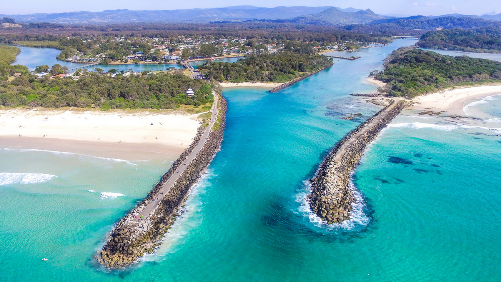 Brunswick Heads: a fantastic day trip from Byron Bay with beautiful beaches and places to eat