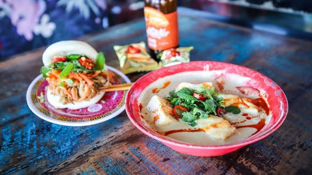 Foxy Luus is one of our favourites in Byron Bay for cheap, delicious eats on a budget.