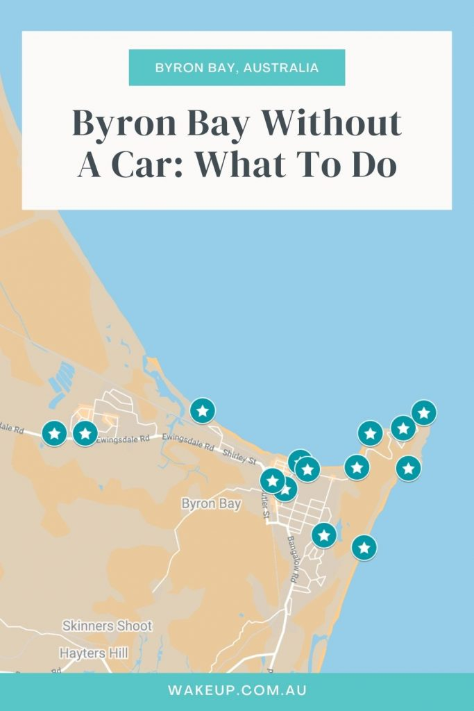 What to do in Byron Bay when you don't have a car - 11 things to do and places to go!