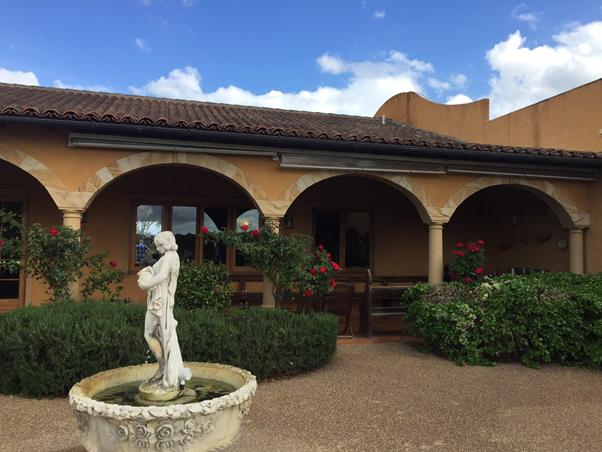 Iron Gate Estate winery